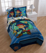 Disney Jake Captain Twin Comforter