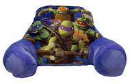 Nickelodeon Teenage Mutant Ninja Turtles Velboa Bed Rest Pillow