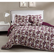 Aurielle 4-piece Comforter Set (King)