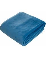 Amelia King Super Soft Flannel Blanket (Teal)