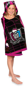 Monster High Draculaura Hooded Towel Wrap