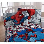 Spiderman City Graphic Twin Sheet Set