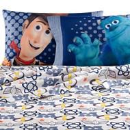 Disney Pixar Patchwork Full Sheet Set