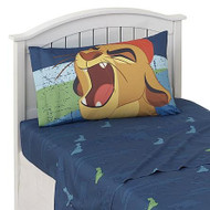 Disney Lion Guard All for One Twin Sheet Set