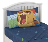 Disney The Lion Guard Pillowcase - Kion's Roar