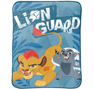 Disney The Lion Guard All for One Throw Blanket