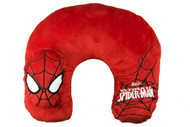 Marvel Spiderman 3D Character Travel Neck Pillow