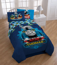 Thomas The Tank Engine Race Friends Toddler Bed Set