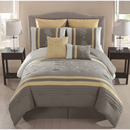 Emmerson 8-piece Comforter Set (King)