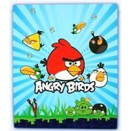 Rovio Angry Birds Throw Blanket