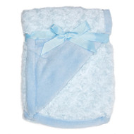 Night Night Baby Blanket (Blue)