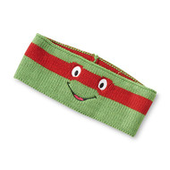 TMNT Boy's Knit Headband/Earmuffs (Raphael)