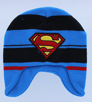 Superman Boy Knit Hat