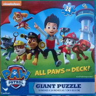 Paw Patrol All Paws on Deck Giant Puzzle
