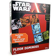 Star Wars Ep7 Return of the Jedi Floor Dominoes