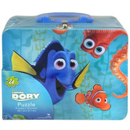 Finding Dory Puzzle in a Collectible Tin Box