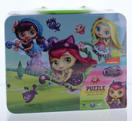 Little Charmers Puzzle in Collectible Tin box
