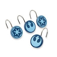 Star Wars Classic Shower Curtain Hooks