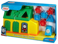 Fisher Price My First Thomas The Train Tidmouth Shape Sorter