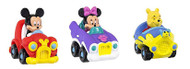 Disney Roll Along Vehicle (Mickey, Minnie, Pooh)