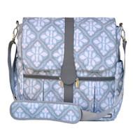 JJ Cole Backpack Diaper Bag (Blue Iris)
