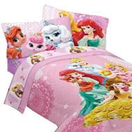 Disney Palace Pets Princess Reversible Pillowcase