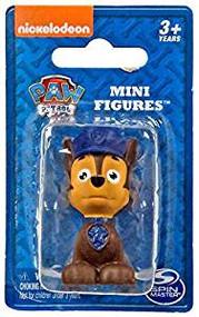 Paw Patrol Mini Figures - Chase