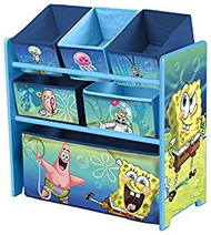 SpongeBob SquarePants Toy Organizer