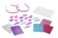 Mess Free Glitter - Headbands and Barrettes
