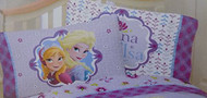 Disney Frozen Full Size Sheet Set