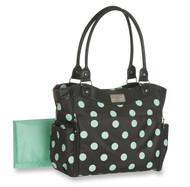 "Carter's ""Dots"" Convertible Diaper Bag"