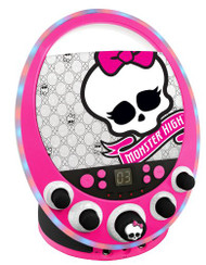 "Monster High ""Flashing Lights"" Karaoke Machine"