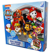 "Paw Patrol ""Dog House"" Bingo Game"