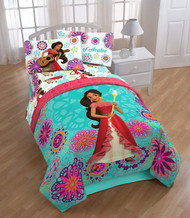 Elena of Avalor 'Magic of Avalor' 4-piece Twin Size Bed Set