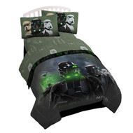 "Star Wars: Rogue One ""Imperial Trooper"" Twin Sheet Set"