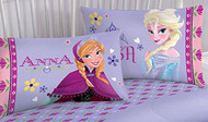 Disney Frozen 'Nordic Summer' Pillowcase