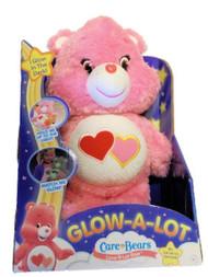 Care Bears 'Love-A-Lot' Glow-A-Lot Plush