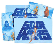 "Star Wars ""Poster"" Full Sheet Set"