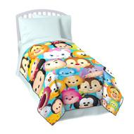 Disney Tsum Tsum 'Mash Up' Twin Plush Blanket