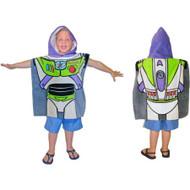 Toy Story 'Buzz Lightyear' Hooded Poncho Towel