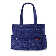SKIP*HOP® Forma Pack & Go Tote Diaper Bag - Navy Dot