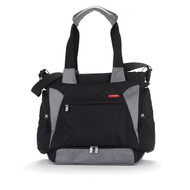 Skip Hop Bento Meal-To-Go Tote Diaper Bag - Black