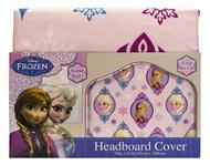 Disney Frozen 'Sisters' Headboard Cover