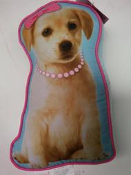 Princess Puppy Decorative Pillow