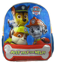 "Paw Patrol 'Terrific Trio' 14"" Backpack"