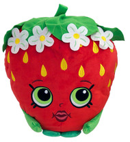 Shopkins Strawberry Kiss Scented Pillow Buddy