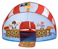 ALEX Toys Pirate Pop-Up Tent Play Set