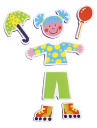 ALEX Toys Rub a Dub Stickers for the Tub Playtime Pals