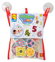 ALEX Toys Rub a Dub Stickers for the Tub Numbers & Shapes