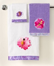 "Disney Fairies ""Rosey"" Bath towel"